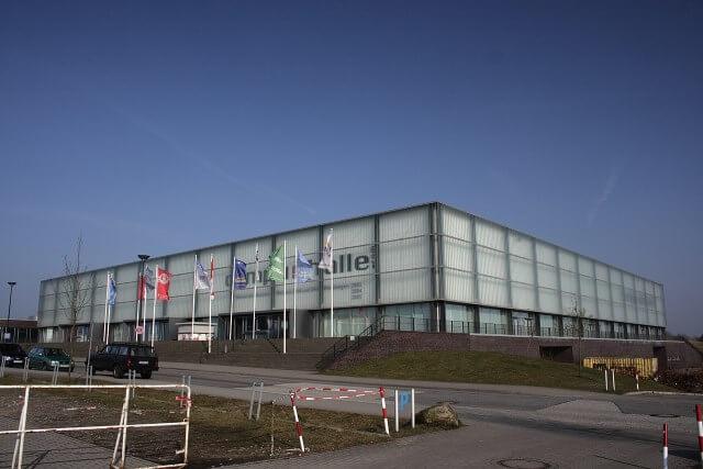 Campushalle Flensburg